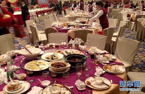 河南省多地多企齊行動 杜絕餐飲浪費