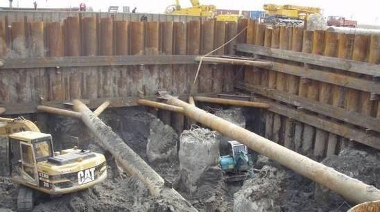 鄭州市開展建設工程深基坑施工安全檢查