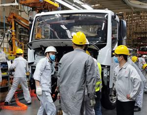 東風汽車股份依靠科技新引擎 助推發展高質量