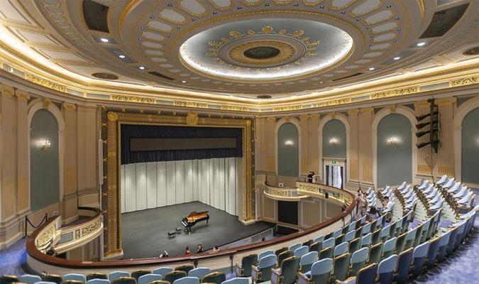 上海音樂廳重新開放
