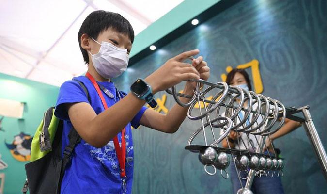 探訪服貿會京津冀博物館協同發展文化創意展區