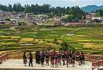 發展鄉村遊 走上致富路