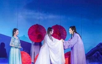 音樂劇《一愛千年》開啟線下巡演