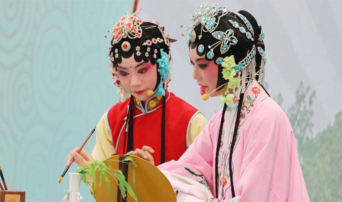 蘇州舉辦少兒昆曲比賽