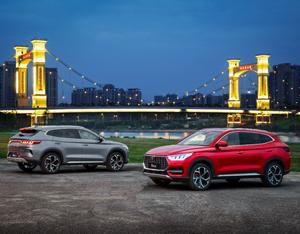 比亞迪全新SUV宋PLUS上市 售11.58萬-14.38萬
