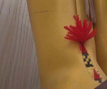 """我在南疆丨托合提肉孜為您介紹""""喬魯克靴"""""""