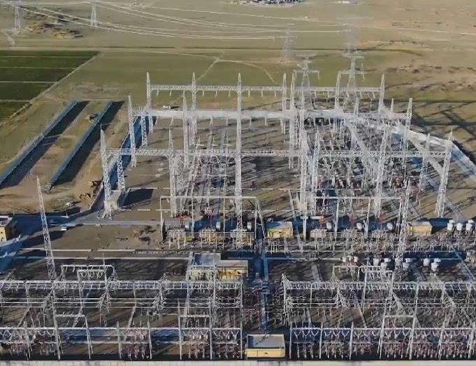 新疆實現750千伏電網全覆蓋
