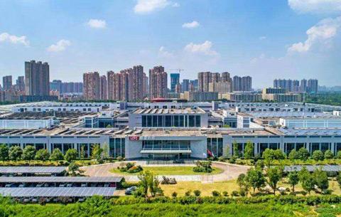 """安徽自貿區合肥片區建設""""施工圖""""繪就"""