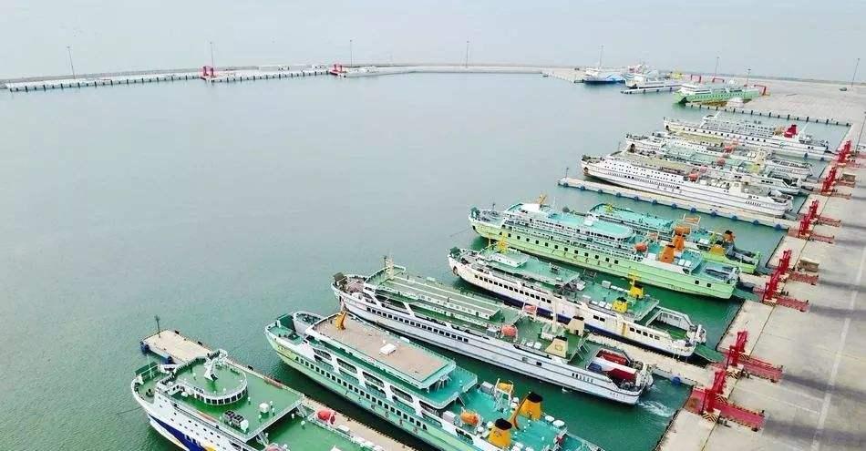海南新海港將實現水陸聯運無縫銜接