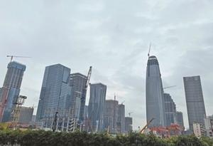 四季度起廣州市預計有30.5萬平方米寫字樓新增供應入市