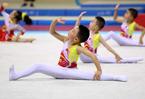 湖南省青少年兒童體操類項目總決賽長沙舉行