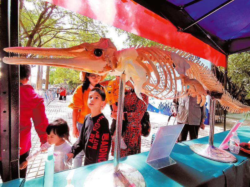 廣西啟動水生野生動物保護科普宣傳月活動