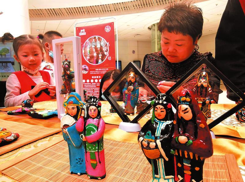 西安文化走進廣西 古都底蘊精彩展現