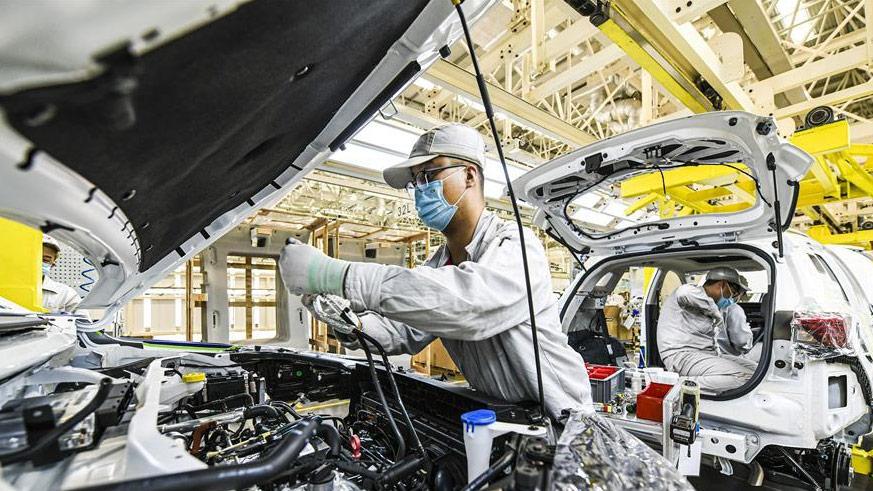 先進裝備制造業加快烏魯木齊特色現代工業體係形成