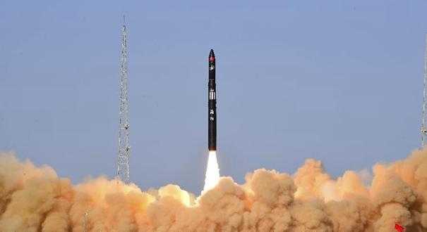 谷神星一號商業運載火箭首飛成功 搭載發射天啟星座十一星