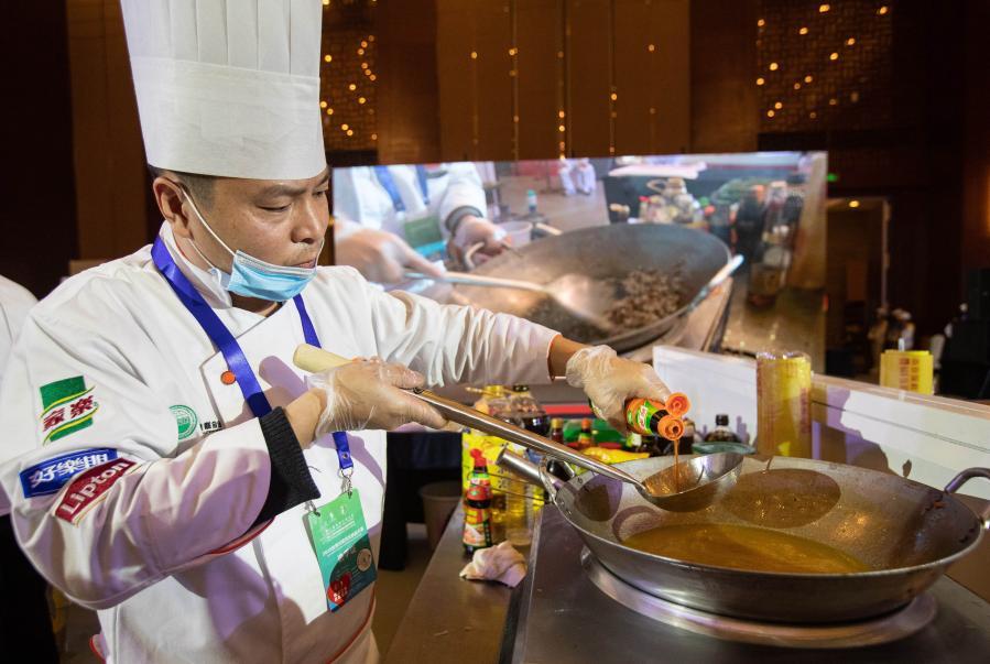 國社@四川|2020世界川菜烹飪技能大賽在川舉行