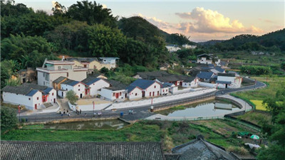 廣東梅州:美麗鄉村宜居宜遊