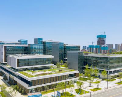 北航成都創新研究院園區正式啟用