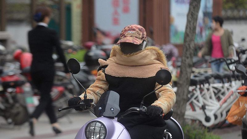 未來3天全市最低氣溫僅3℃ 氣象部門:雖然冷,但重慶還未入冬