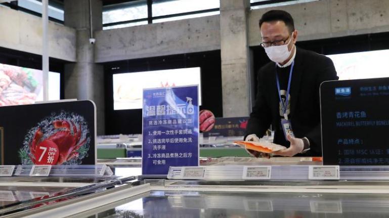 上海:加強衛生消毒 確保食品安全