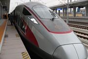 山東青島:濰萊高鐵正式開通運營
