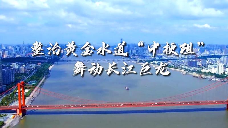"""整治黃金水道""""中梗阻""""舞動長江巨龍"""