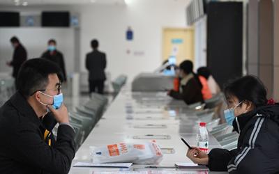 安徽開展高校畢業生就業服務周活動