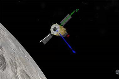 嫦娥五號探測器組合體成功分離 將擇機實施月面軟著陸