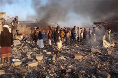 國際移民組織:也門今年新增流離失所人口已超過16萬