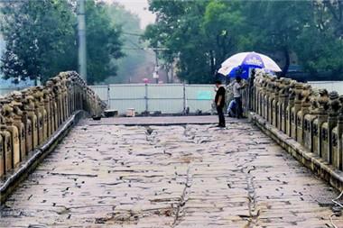 古橋修繕震動文物圈 是破壞性維修還是網友誤會?