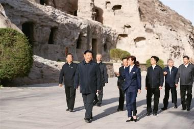 習近平:建設中國特色中國風格中國氣派的考古學 更好認識源遠流長博大精深的中華文明