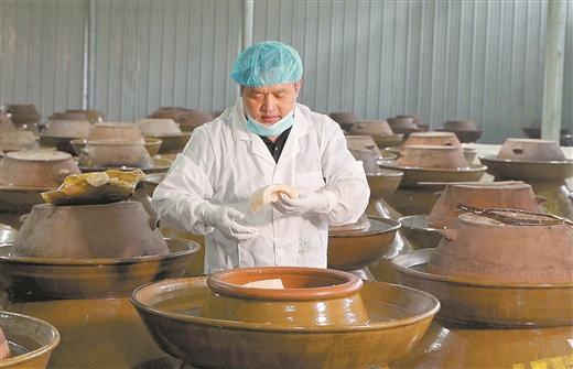 看柳州螺螄粉産業如何帶動20多萬農民致富