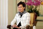 林鄭月娥希望恢復香港國際聲譽重建市民信任