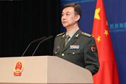 國防部新聞發言人就美艦穿航臺灣海峽發表談話