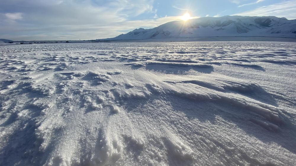 """新疆是個好地方丨VLOG:一場純美的白色""""約會"""""""