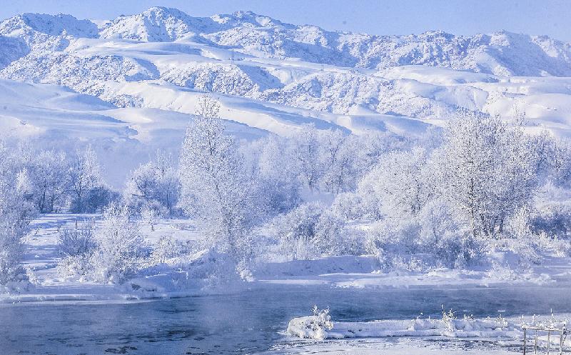 約會冬天|赴一場河谷雲霧與冰雪的盛宴!