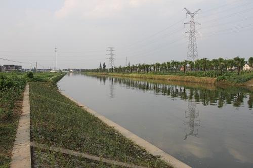 江蘇省部署新一輪中小河流治理 總投資約114億元