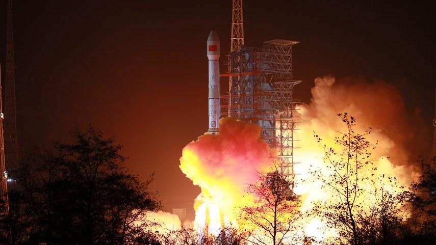 中國航天發射迎來2021年開門紅