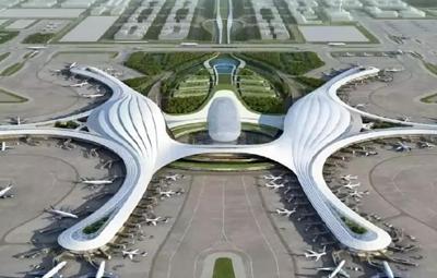 成都天府國際機場1月22日開始試飛