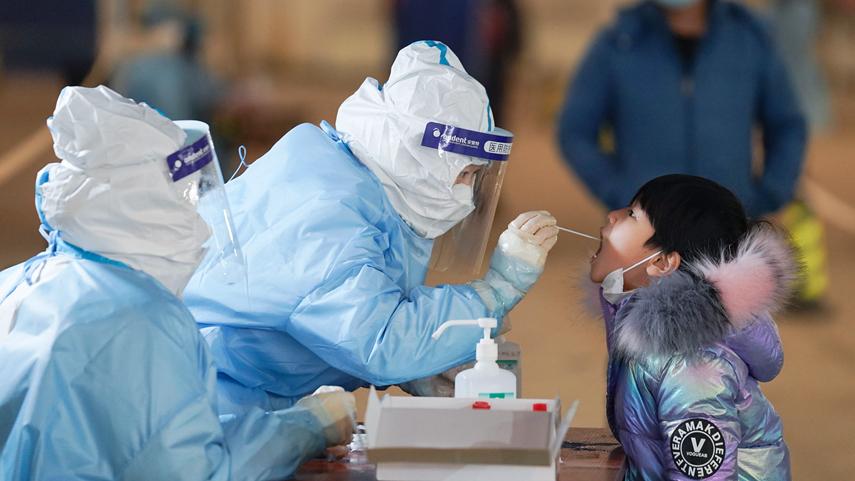 北京大興:開展全員核酸檢測