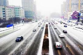截至昨日15時甘肅省多數路段基本恢復通行