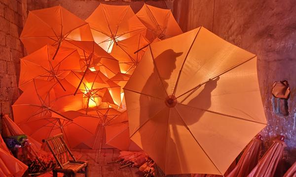 微視頻:一傘煙雨 一簾夢