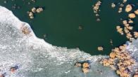 青島嶗山:冰凍初化,盎然春意