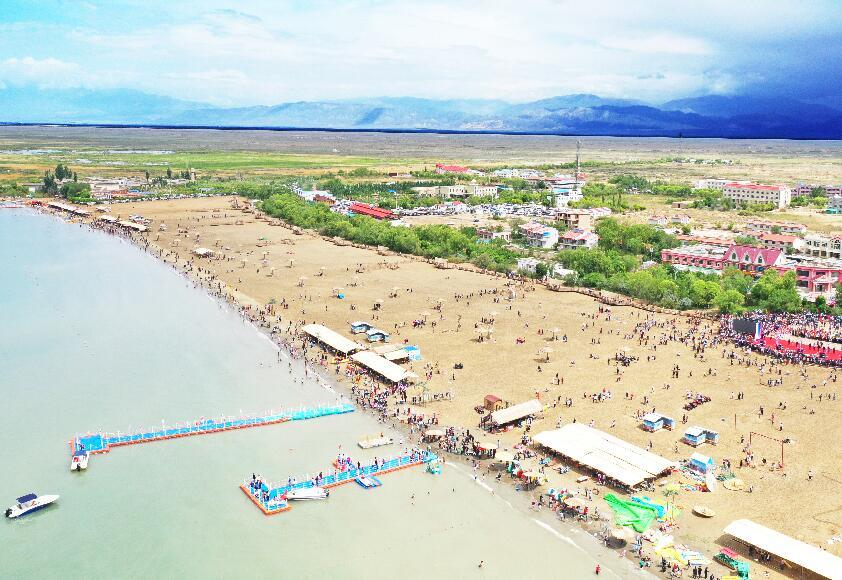 新疆和碩:建設天山南坡高質量發展先行縣