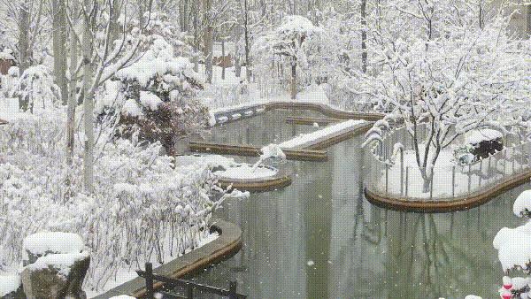新疆是個好地方|新疆阿克蘇:在雪中泡溫泉 在溫泉中看雪景