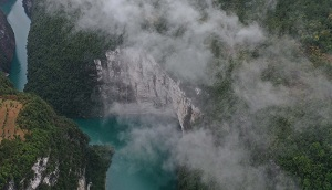 湖北鶴峰:溇水美景入畫來