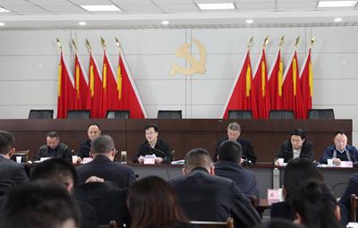 四川省經濟合作局加快推進銀政合作聯合招商工作