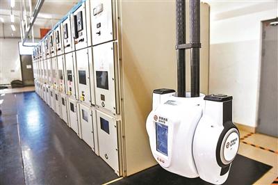 京港地鐵上線智能巡檢機器人