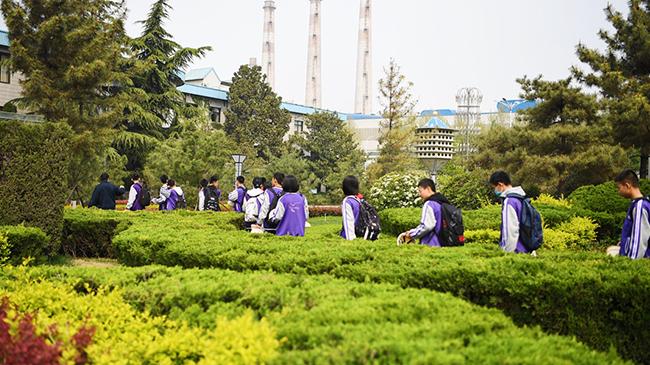 綠色鋼廠研學遊