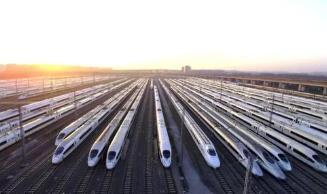 全國鐵路列車運行圖調整 延安至成都動車組列車首開
